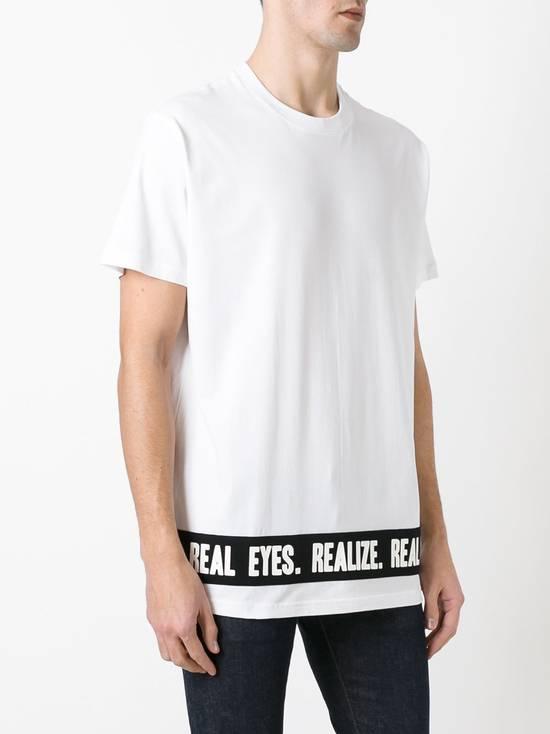 Givenchy Givenchy Slogan Real Eyes Madonna Rottweiler Shark Oversized T-shirt size XS (L) Size US XS / EU 42 / 0 - 2