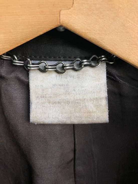 """Julius AW 2005 """"Thieves"""" fencing leather Size US S / EU 44-46 / 1 - 2"""