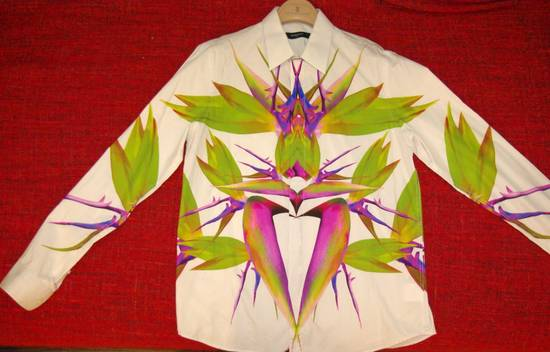 Givenchy Birds of Paradise Shirt Size US M / EU 48-50 / 2
