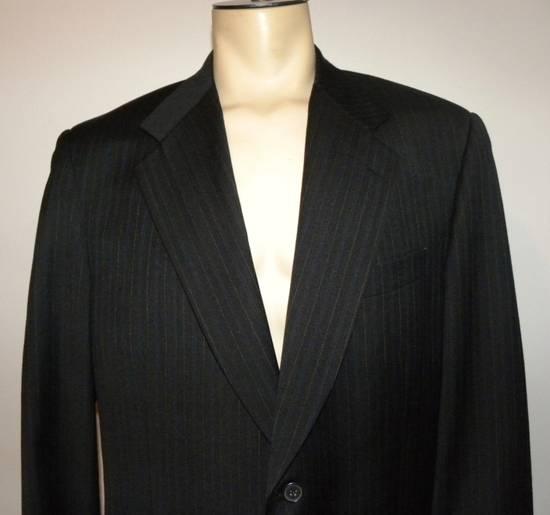 Givenchy Vintage Pin Striped Single Button Blazer Size 42R - 8