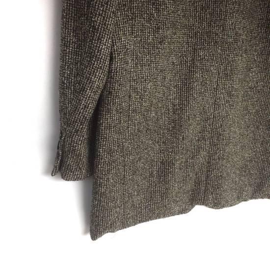 Balmain Tailored BALMAIN Blazer Italia Wool Woven by Ponzone Biellese Size 40R - 10