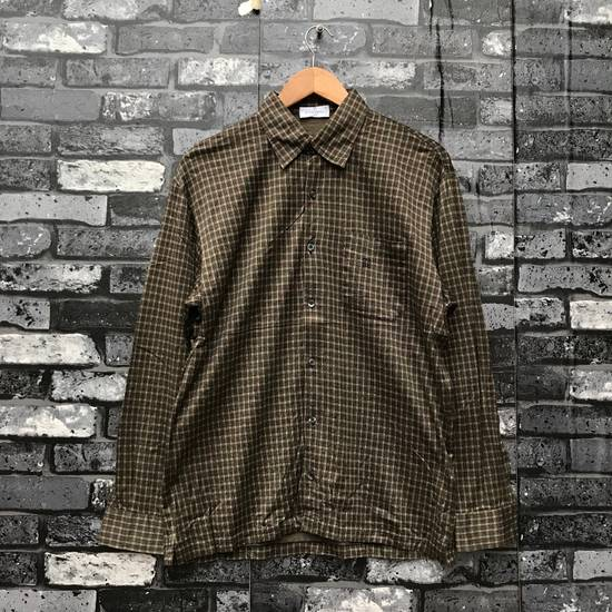 Givenchy GIVENCHY Rare Luxury Look Button Shirt Monsieur Givenchy Paris Size US M / EU 48-50 / 2