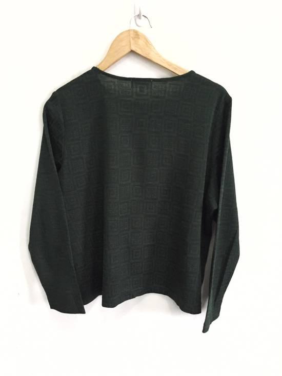 Givenchy Iconic Zucca Monogram LS Shirt Size US M / EU 48-50 / 2 - 2