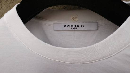 Givenchy $530 Givenchy Paris Black Logo Print Rottweiler Bambi Oversized T-shirt size XS Size US XS / EU 42 / 0 - 9