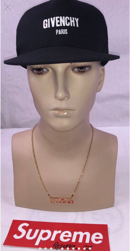 Givenchy Givenchy Logo Hat Cap Size ONE SIZE - 6
