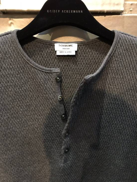 Thom Browne Thom Browne Long Sleeve Top Size US S / EU 44-46 / 1 - 1