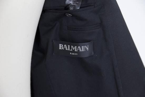 Balmain 2015 black tuxedo jacket Size 38R - 4