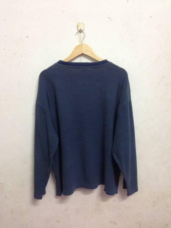 Givenchy Vintage 90's Givenchy Monsieur Sweatshirts Size L Size US L / EU 52-54 / 3 - 1