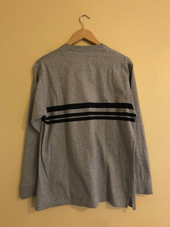 Givenchy Grey Long sleeve V Neck Size US M / EU 48-50 / 2 - 1