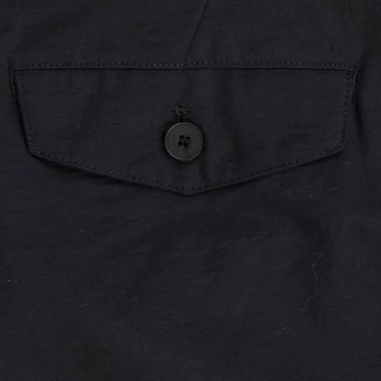 Julius 7 Black Cotton Blend Casual Trousers Pants Size 2/S Size US 32 / EU 48 - 1