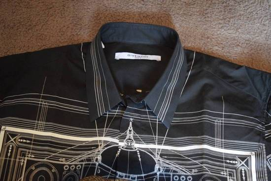 Givenchy Givenchy Authentic $990 Cobra Print Black Shirt Size 41 Brand New With Tags Size US L / EU 52-54 / 3 - 1