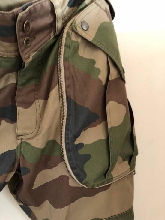 Balmain FAITH CONNEXION CAMO zip pocket $990 new Size US 31 - 5