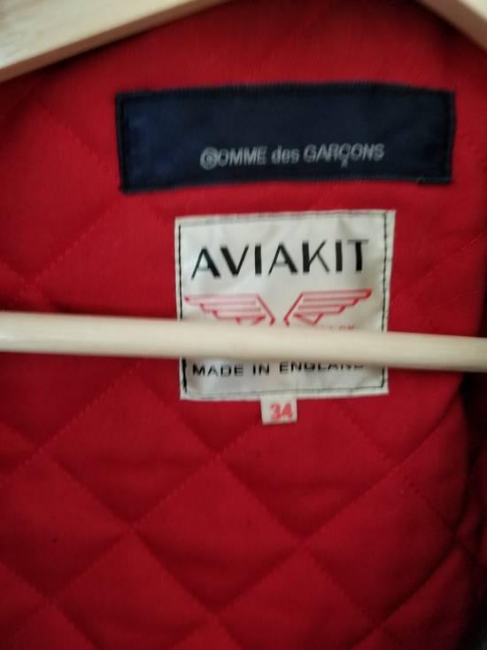 "Comme des Garcons ""Live Free Die Strong"" Leather jacket Size US XS / EU 42 / 0 - 4"