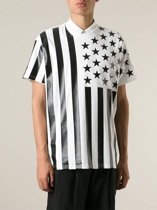 Givenchy Givenchy Stars and Stripes Rottweiler Shark Oversized T-shirt size S (L / XL) Size US S / EU 44-46 / 1 - 1