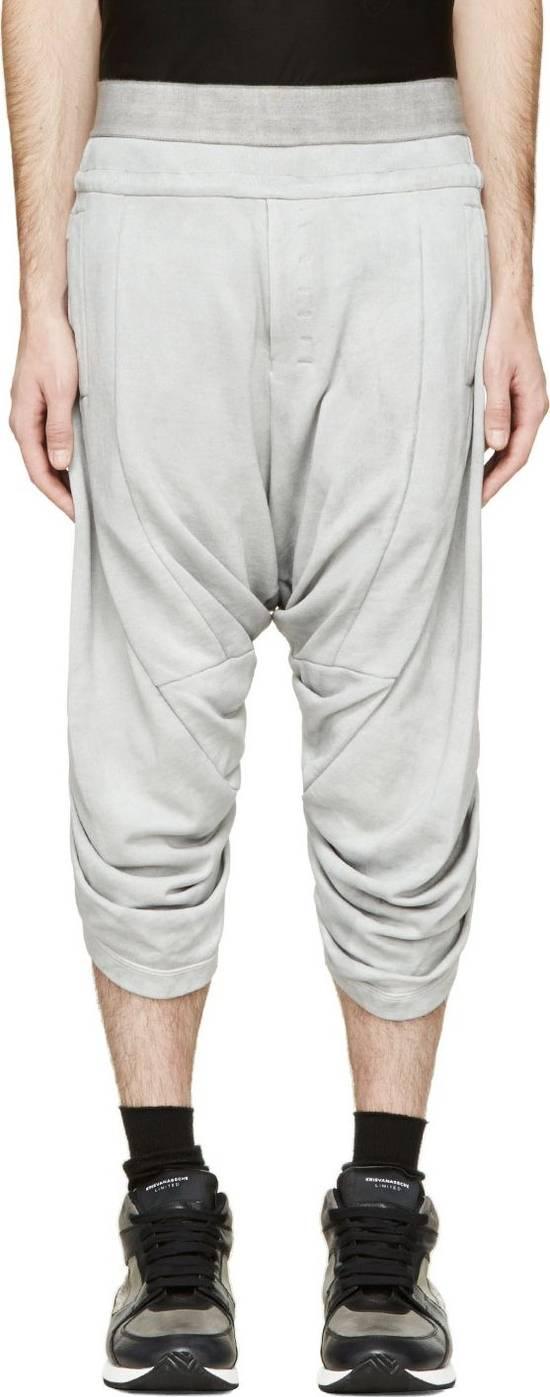 Julius Julius Sarouel Shorts - Grey - Size 1 Size US 29 - 1