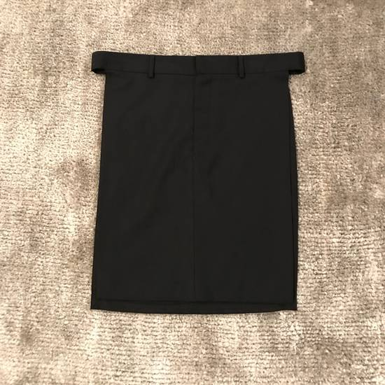 Givenchy Givenchy By Riccardo Tisci Gaberdine Loin Cloth?? Or Flap Skirt. Size US 32 / EU 48 - 2
