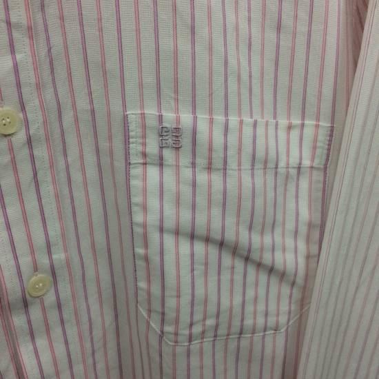 Givenchy Givenchy Block Long Sleeve Shirt Size US L / EU 52-54 / 3 - 1