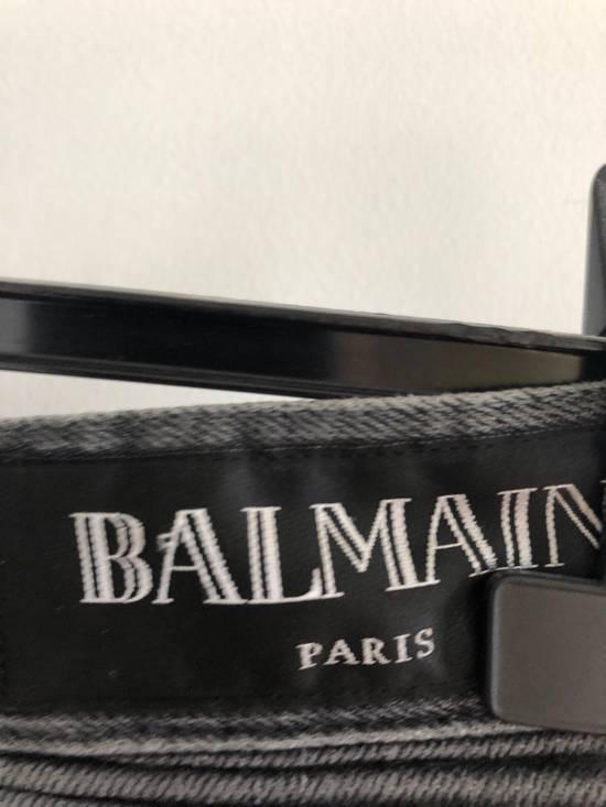Balmain Balmain Biker Jeans (if Not Sold By Wednesday I Keep Them) Size US 28 / EU 44 - 2