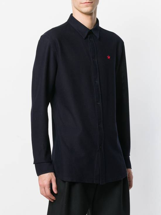 Givenchy Star-embroidery shirt Size US M / EU 48-50 / 2