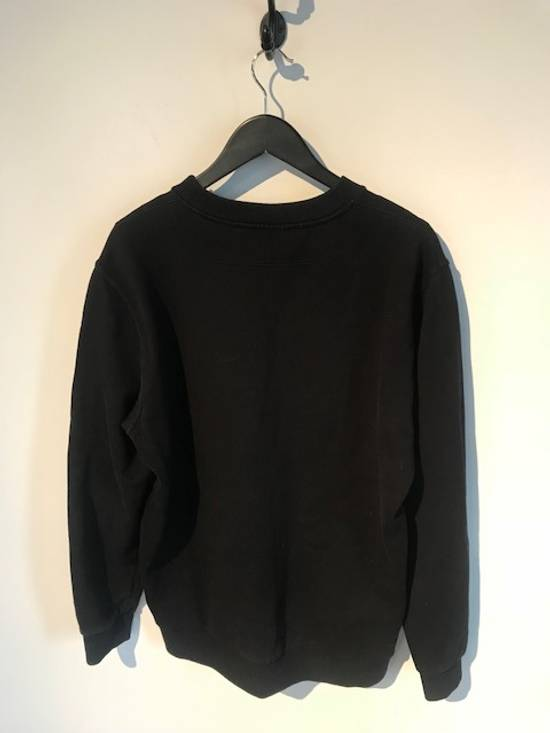 "Givenchy Givenchy ""Love"" Printed Black Sweatshirt Size US M / EU 48-50 / 2 - 2"