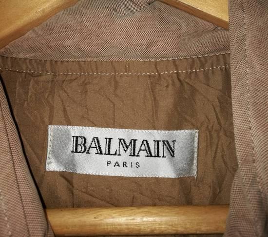 Balmain Puffer vest button down jacket Size US M / EU 48-50 / 2 - 3