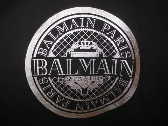 Balmain Silver Medallion print t-shirt Size US L / EU 52-54 / 3 - 3