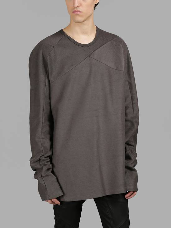 Julius FW16 'beast' Oversized Seamed Sweatshirt Size US M / EU 48-50 / 2