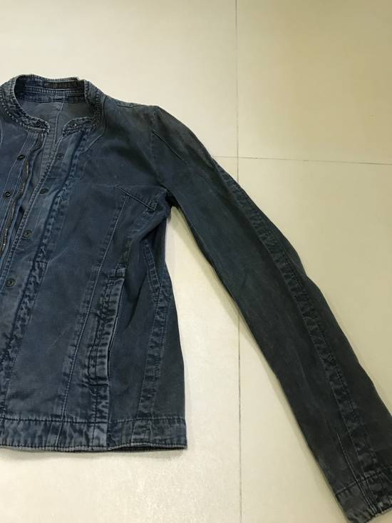 Julius SS12 vintage blue gray denim jacket Size US M / EU 48-50 / 2 - 6