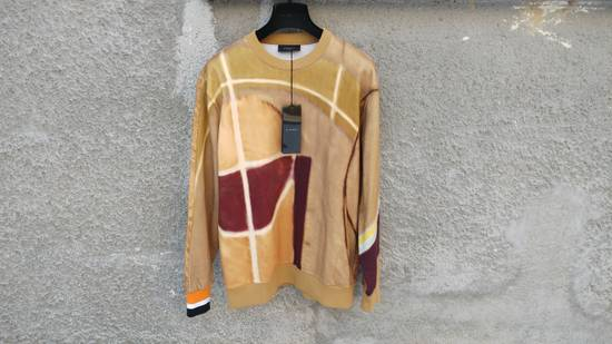 Givenchy $990 Givenchy Basketball Print Rottweiler Shark Oversized Sweater size XS (L/XL) Size US L / EU 52-54 / 3