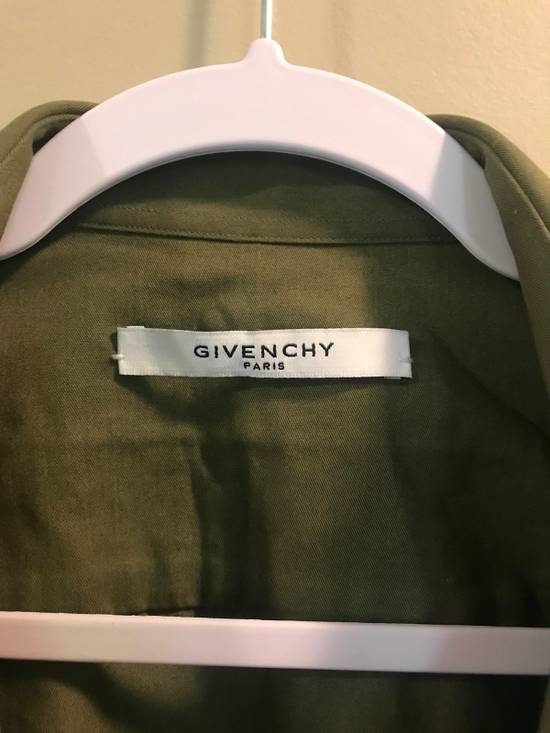 Givenchy Columbian fit Wing Print Cotton Shirt Size US L / EU 52-54 / 3 - 1