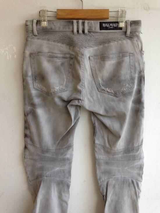 Balmain Balmain Biker Jeans Size US 32 / EU 48 - 11