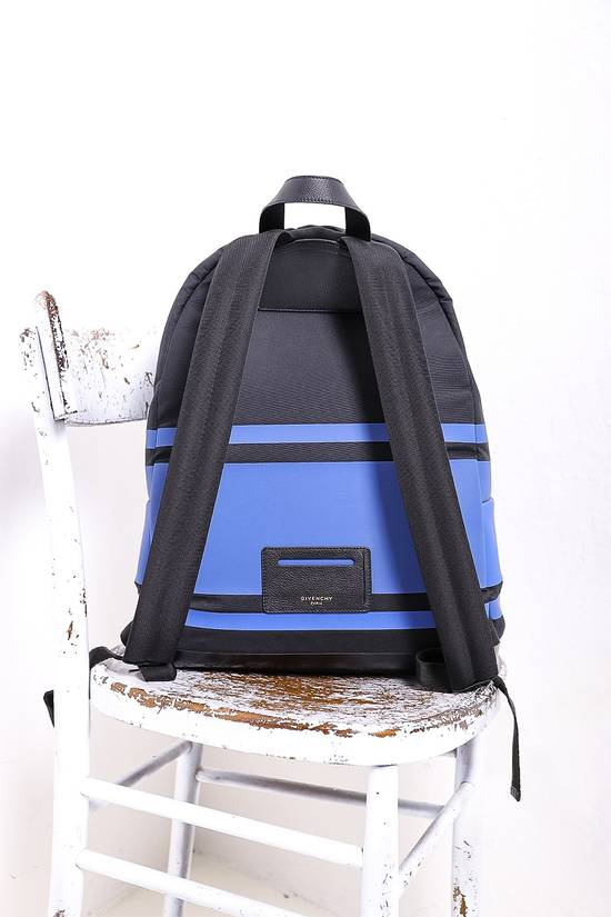 Givenchy Black and Blue Backpack Size ONE SIZE - 2