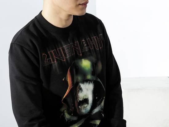 Givenchy Army Skull Logo Sweater Size US XS / EU 42 / 0 - 2
