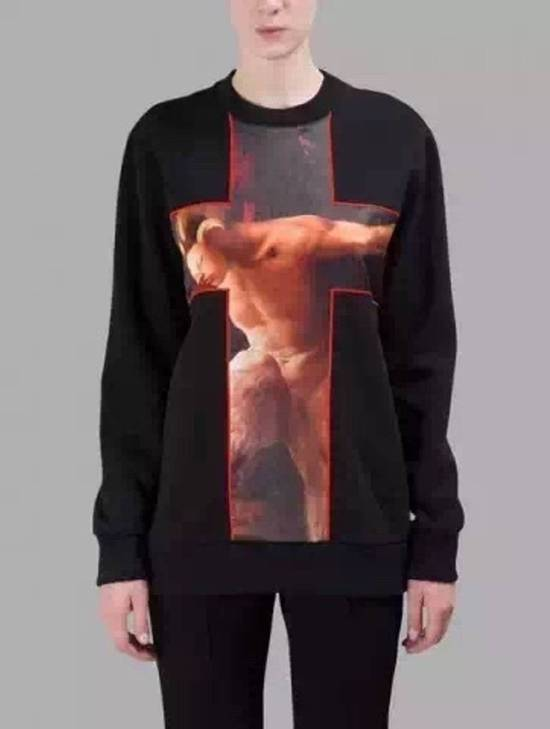 Givenchy givenchy cross crewneck / sweaters Size US S / EU 44-46 / 1 - 1