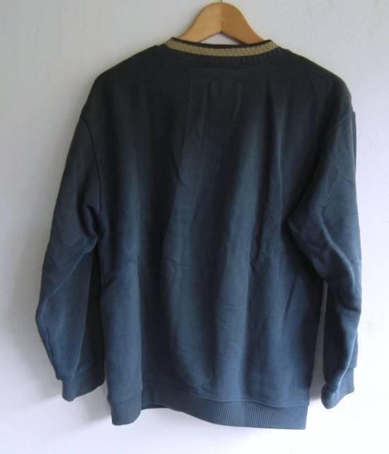 Balmain [NEED IT GONE BY TODAY] 90s Pierre Balmain Retro Green Sweatshirt Medium sz Size US M / EU 48-50 / 2 - 3