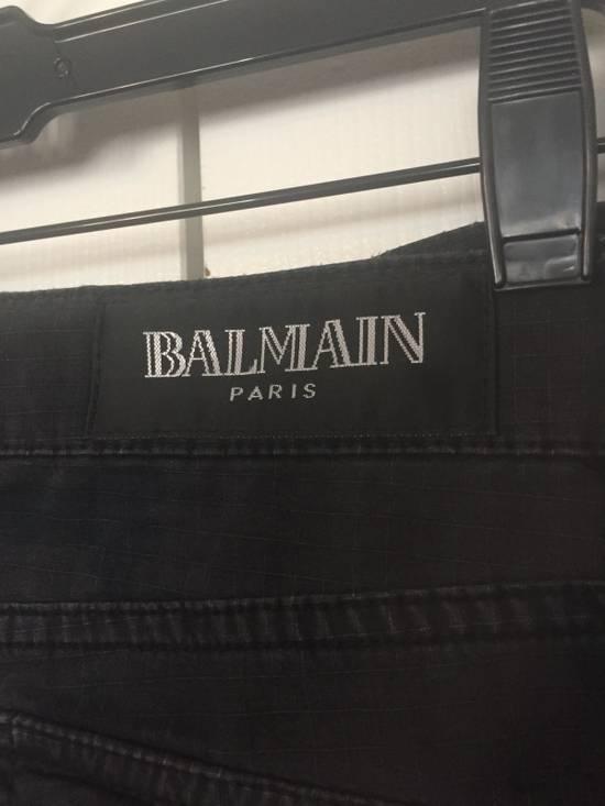 Balmain Decarnin Era Cargo Bikers Size US 31 - 10