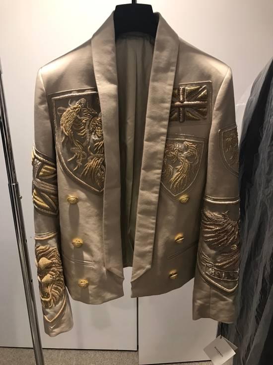 Balmain RARE Balmain Embroidered Blazer Size 38R