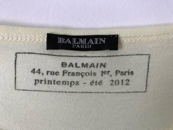 Balmain Henley Long Sleeve Balmain Tee Size US M / EU 48-50 / 2 - 1