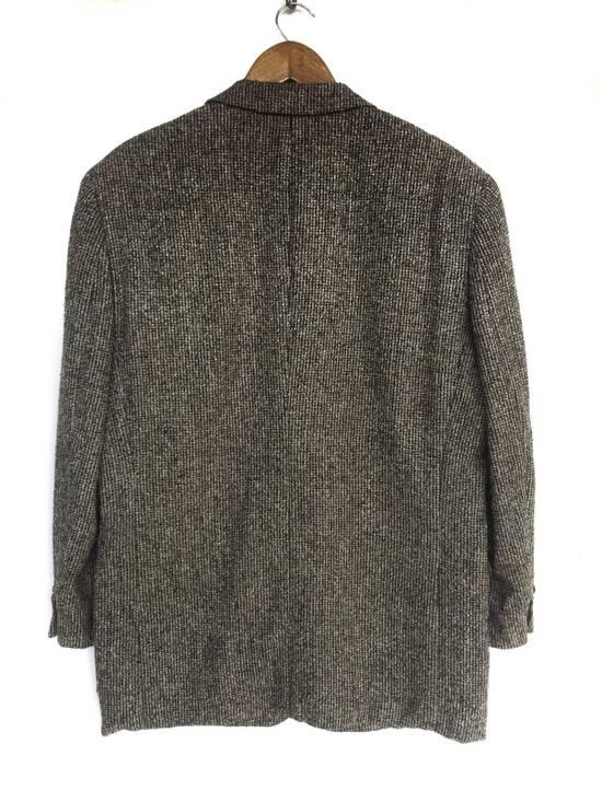 Balmain Tailored BALMAIN Blazer Italia Wool Woven by Ponzone Biellese Size 40R - 7
