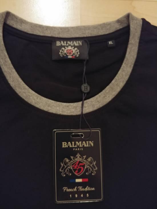 Balmain Balmain yachting club tee Size US XL / EU 56 / 4 - 2