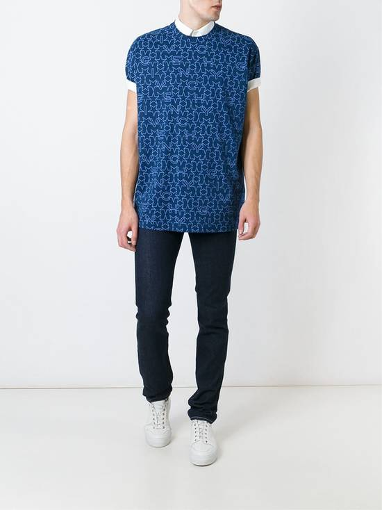 Givenchy $680 Geometric Star Print T-shirt - Brand New Size US L / EU 52-54 / 3 - 1