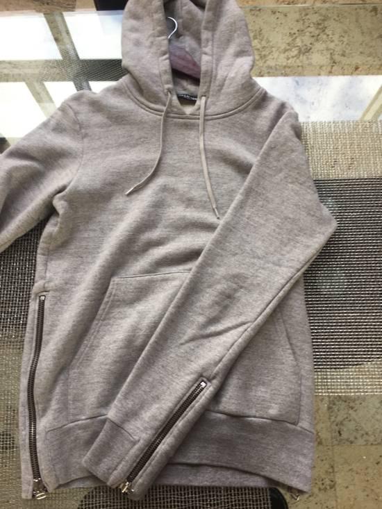 Balmain Pullover Grey Hoodie Size US S / EU 44-46 / 1 - 3
