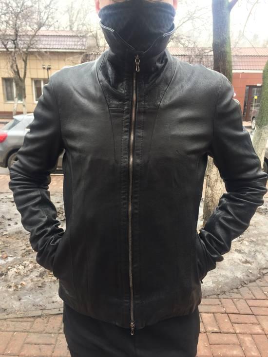 Julius Julius Leather Jacket Size US L / EU 52-54 / 3 - 7