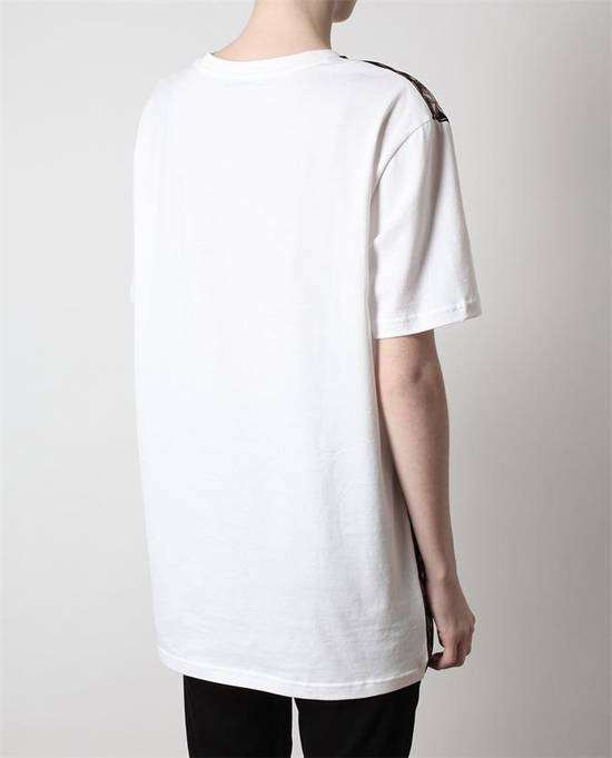 Givenchy $685 Givenchy Satin Paisley Floral Birds of Paradise Oversized T-shirt size S (M) Size US M / EU 48-50 / 2 - 3