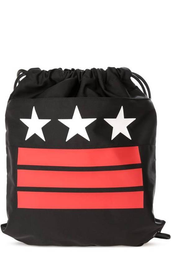 Givenchy Stars Drawstring Backpack Size ONE SIZE