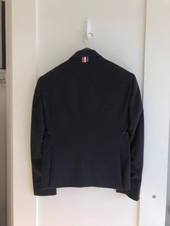 Thom Browne Thom Browne Cashmere navyblue blazer Size 34R - 2