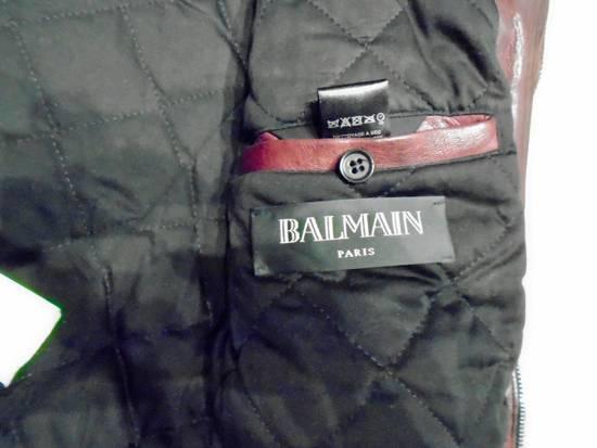 Balmain Biker leather jacket Size US M / EU 48-50 / 2 - 8