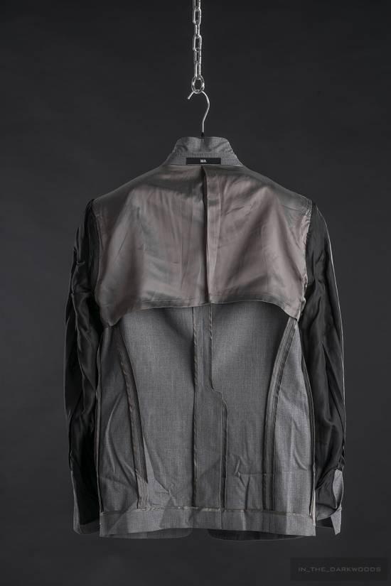 Julius = final drop = 2009 SS tailored wool blazer Size US S / EU 44-46 / 1 - 11