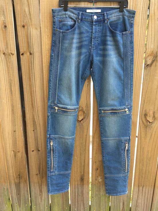 Givenchy Biker Jeans Size US 36 / EU 52