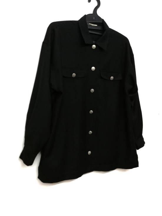Givenchy 🔥GIVENCHY wool black long sleeve shirt🔥 Size US M / EU 48-50 / 2